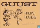 Bandes dessinées - Gaston Lagaffe - Philips flaters