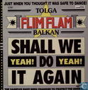 Platen en CD's - Tolga Flim Flam Balkan - Beat it (again and again)