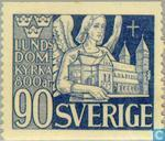 Postage Stamps - Sweden [SWE] - 800 years Lund Cathedral