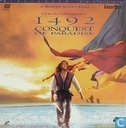 DVD / Video / Blu-ray - Laserdisc - 1492 - Conquest of Paradise