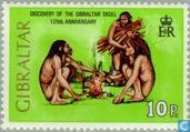 Gibraltar-schedel 1848-1973