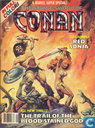 Bandes dessinées - Conan - The Trail of the Bloodstained God