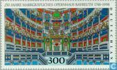 Postzegels - Duitsland, Bondsrepubliek [DEU] - Operagebouw Bayreuth 1748-1998
