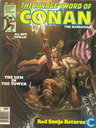 Bandes dessinées - Conan - The Savage Sword of Conan the Barbarian 45