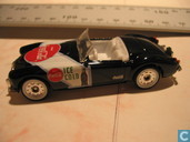 Modelauto's  - Matchbox - MG A Convertible 'Coca-Cola Ice Cold'