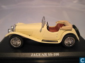 Model cars - Del Prado - Jaguar SS 100