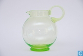 Glass / crystal - Kristalunie - Globaal Waterstel vert-chine