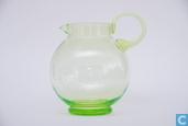 Glas / Kristall - Kristalunie - Globaal Waterstel vert-chine