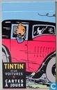 Tintin et les voitures