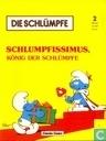 Schlumpfissimus, König der Schlümpfe