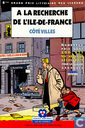 Poster - Comic books - À la recherche de l'ile-de-France