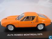 Model cars - Edison Giocattoli (EG) - Alfa Romeo Montreal