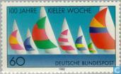 Postage Stamps - Germany, Federal Republic [DEU] - Kiel Week