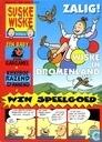 Strips - Suske en Wiske weekblad (tijdschrift) - 1998 nummer  48