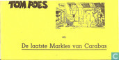 Comic Books - Bumble and Tom Puss - Tom Poes en de laatste markies van Carabas