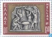 Postzegels - Griekenland - I..L.O. 1919-1969