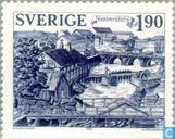 Postage Stamps - Sweden [SWE] - Norrköping in 1384