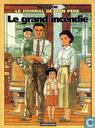 Comic Books - Dagboek van mijn vader, Het - Le grand incendie