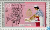 Postage Stamps - Germany, Federal Republic [DEU] - Craftsmen