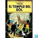 Comics - Tim und Struppi - El templo del sol