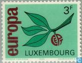 Timbres-poste - Luxembourg - Europe – Rameau et fruit