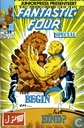 Comic Books - Fantastic  Four - de naam!