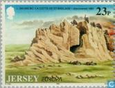 Postage Stamps - Jersey - Europe – Great discoveries