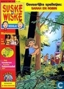 Bandes dessinées - Suske en Wiske weekblad (tijdschrift) - 1996 nummer  43