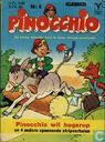 Comic Books - Pinocchio - Pinocchio wil hogerop