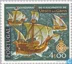 Briefmarken - Portugal [PRT] - Gama, Vasco da 500j