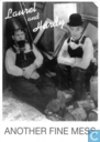 Postcards - Film: Laurel & Hardy - C 089