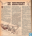 Comic Books - Bumble and Tom Puss - De zeiltocht