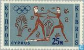 Timbres-poste - Chypre [CYP] - Jeux olympiques