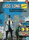 Strips - Jess Long - De purperen boeddha + Moderne slavendrijvers