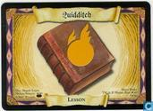 Trading cards - Harry Potter 3) Diagon Alley - Quidditch