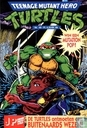 Comic Books - Teenage Mutant Ninja Turtles - Een buitenaards wezen