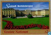 Postage Stamps - United Nations - Vienna - Cultural and environmental legacy