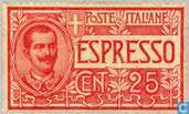 Postage Stamps - Italy [ITA] - Express domestic traffic