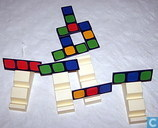 Spellen - Domino (plaatjes) - Domicolor