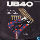 Vinyl records and CDs - UB40 - Cherry oh baby
