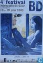Affiches et posters - Bandes dessinées - Hérouville-St-Clair : Des Planches et des Vaches - E. Lepage