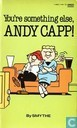 Bandes dessinées - Linke Loetje - You're something else, Andy Capp!