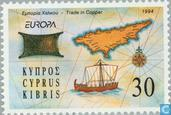 Postage Stamps - Cyprus [CYP] - Europe – Great discoveries