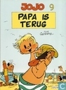 Comic Books - Jojo [Geerts] - Papa is terug