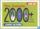 Postzegels - Ierland - Stampin' the future