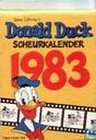 Strips - Donald Duck - Scheurkalender 1983