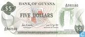 Guyana 5 Dollars