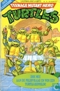 Comics - Teenage Mutant Ninja Turtles - De grote strijd