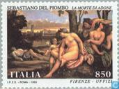 Postage Stamps - Italy [ITA] - Treasures