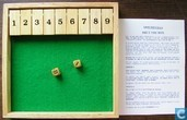 Jeux de société - Shut the box - Shut the box